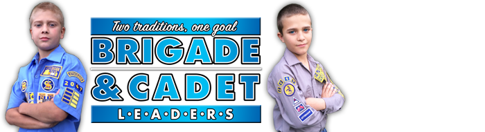 BrigadeLeader.com for Christian Service Brigade Leaders